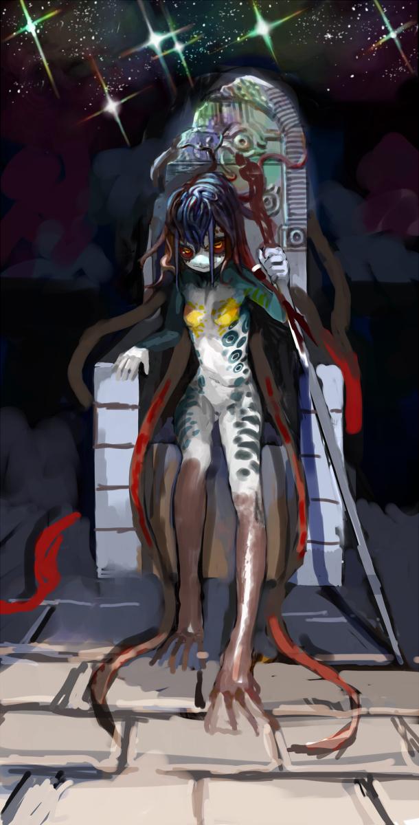 Nude female monster — img 8