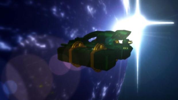 earth gundam gundam_ms_igloo jotunheim mikumikudance planet space space_craft