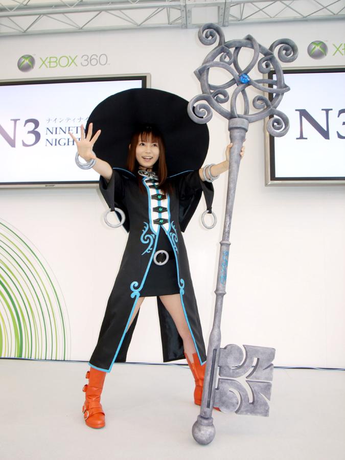 asian cosplay microsoft nakagawa_shoko nakagawa_shouko ninety-nine_nights photo solo tyurru xbox_360