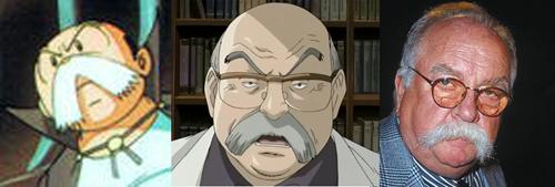astro_boy ban_shunsaku cap diabeetus lookalikes monster_(manga) reichwein wilford_brimley