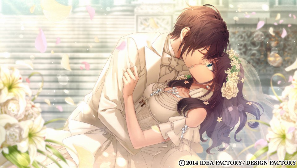 arsène_lupin brown_hair cardia_(code:_realize) code:_realize green_eyes miko_(artist) yellow_eyes