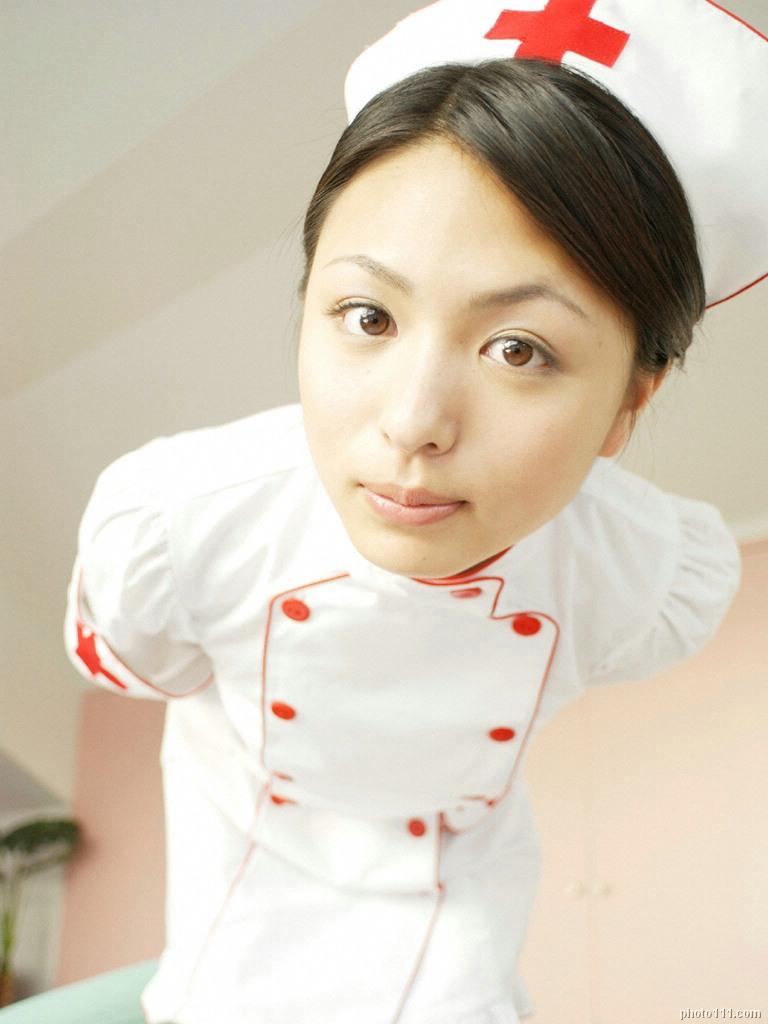 cosplay kawamura_yuki nurse nurse_uniform