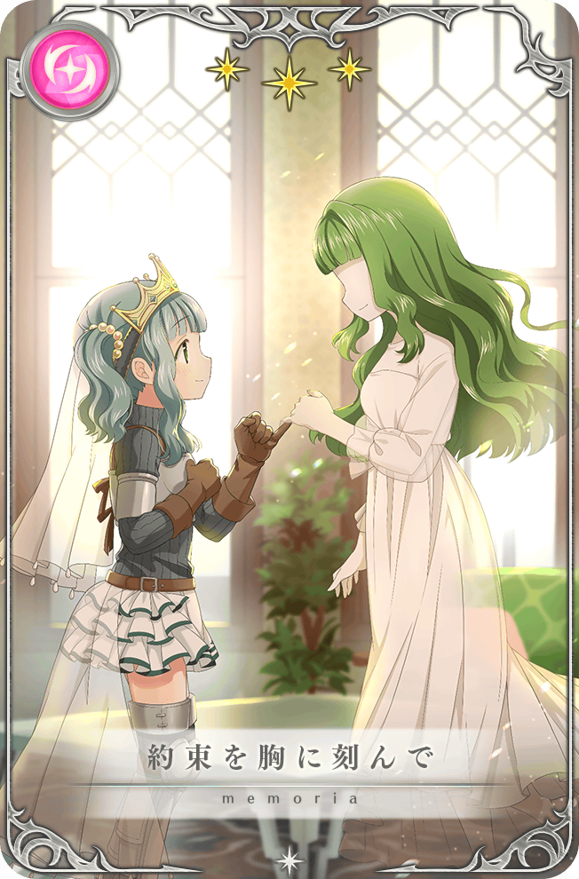 2girls ai-chan_(magia_record) armored_boots backlighting bangs blunt_bangs blurry blurry_background boots brown_gloves card_(medium) closed_mouth coffee_table couch curly_hair dress evening face-to-face fading frilled_sleeves frills from_side futaba_sana gloves green_eyes green_hair hair_bobbles hair_ornament hand_on_own_chest happy height_difference index_finger_raised indoors layered_skirt light_particles light_rays living_room long_dress long_hair long_sleeves looking_at_another magia_record:_mahou_shoujo_madoka_magica_gaiden mahou_shoujo_madoka_magica multiple_girls no_eyes official_art outstretched_hand pinky_swear plant profile puffy_long_sleeves puffy_sleeves ribbed_sweater sidelocks skirt smile sunlight sweater thigh-highs thigh_boots tiara turtleneck turtleneck_sweater twintails waist_cape white_dress white_skirt window zettai_ryouiki