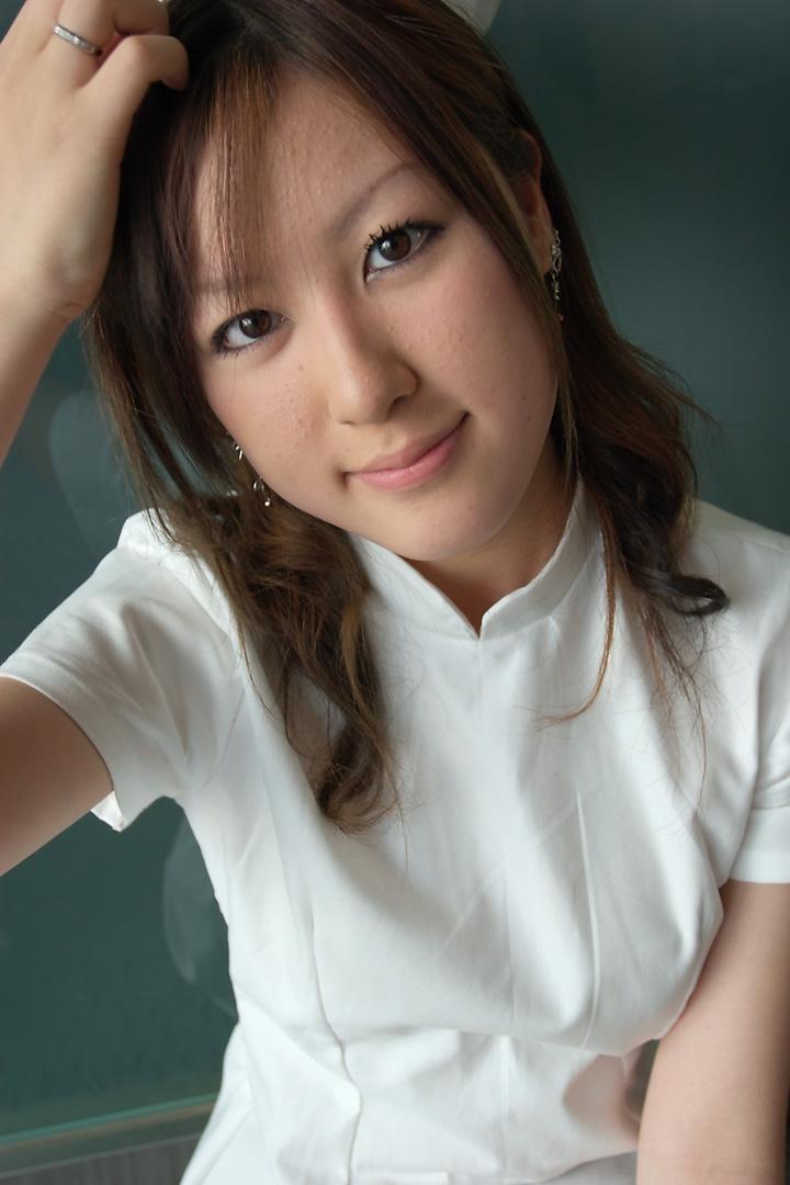 cosplay maron nurse nurse_uniform