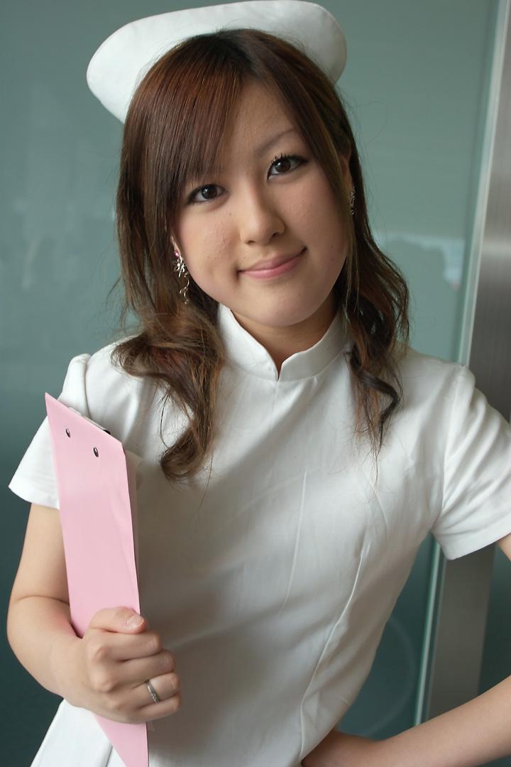 clipboard cosplay maron nurse nurse_uniform