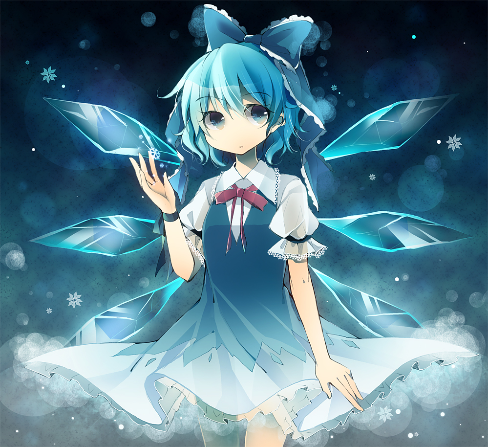 Cirno and everything about her(Wallpapers Huge) - published
