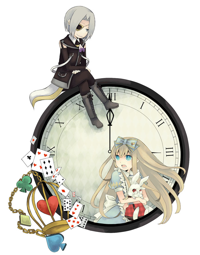 Alice in the Country of Hearts/Clover 690a3c8671b713f5e52bcc05d5bd62292f42f4dc