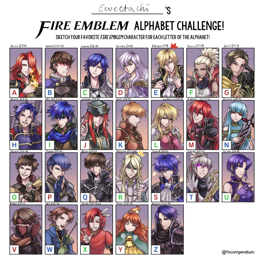 alvis_(fire_emblem) armor artist_request axe bare_shoulders berkut_(fire_emblem) blonde_hair blue_eyes blue_hair breasts brother_and_sister cape cleavage diadora_(fire_emblem) dress durandal_(fire_emblem) earrings eltoshan_(fire_emblem) eudes_(fire_emblem) fire_emblem fire_emblem:_akatsuki_no_megami fire_emblem:_kakusei fire_emblem:_monshou_no_nazo fire_emblem:_rekka_no_ken fire_emblem:_seima_no_kouseki fire_emblem:_seisen_no_keifu fire_emblem:_souen_no_kiseki fire_emblem_echoes:_mou_hitori_no_eiyuuou fire_emblem_heroes fire_emblem_if gloves greil grey_hair hair_ornament headband hector_(fire_emblem) highres ike jewelry joshua_(fire_emblem) kent_(fire_emblem) krom lachesis_(fire_emblem) long_hair looking_at_viewer mamkute multiple_boys multiple_girls ninian open_mouth orange_hair ponytail purple_hair red_eyes redhead robe short_hair siblings sigurd_(fire_emblem) smile spoilers sword takumi_(fire_emblem_if) tiara ursula_(fire_emblem) violet_eyes weapon wil_(fire_emblem) yune zelgius