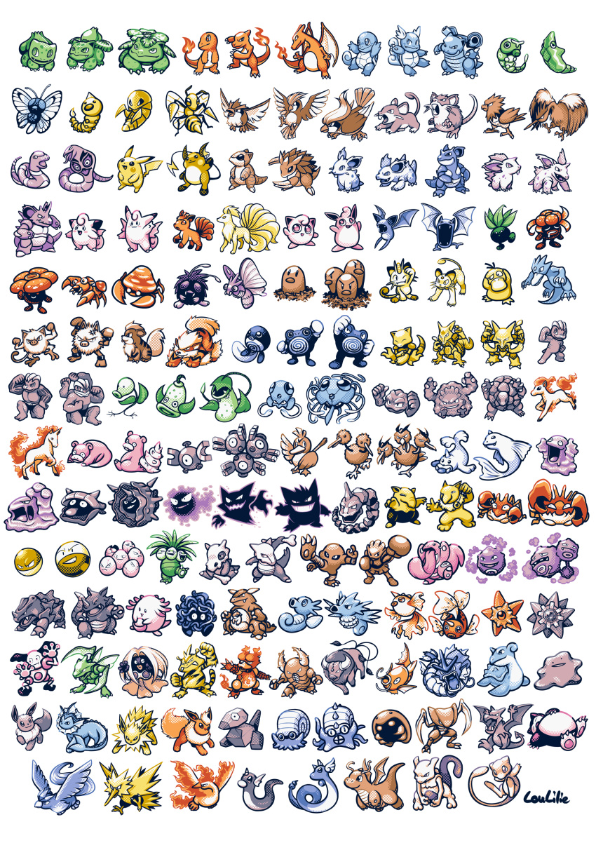 :d abra absurdres aerodactyl alakazam arbok arcanine articuno bee beedrill bellsprout bird blastoise blush_stickers bone boxing_gloves bug bulbasaur bull butterfly butterfree caterpie chansey charizard charmander charmeleon claws clefable clefairy cloyster commentary creature creatures_(company) cubone deviantart_username dewgong diglett ditto dodrio doduo dragon dragonair dragonite dratini drowzee dugtrio eevee ekans electabuzz electrode english_commentary exeggcute exeggutor fangs farfetch'd fearow fiery_hair fiery_tail fiery_wings fire flame flareon flying game_freak gastly gen_1_pokemon gengar geodude ghost gloom golbat goldeen golduck golem_(pokemon) graveler grimer growlithe gyarados happy haunter highres hitmonchan hitmonlee holding holding_bone holding_spoon horn horns horsea hypno insect ivysaur jigglypuff jolteon jynx kabuto_(pokemon) kabutops kadabra kakuna kangaskhan kingler koffing krabby lapras lickitung loulilie machamp machoke machop magikarp magmar magnemite magneton mankey marowak meowth metapod mew mewtwo moltres mr._mime muk multiple_heads multiple_tails nidoking nidoqueen nidoran nidorina nidorino ninetales nintendo no_humans oddish omanyte omastar onix open_mouth paras parasect persian pidgeot pidgeotto pidgey pikachu pinsir pokemon pokemon_(creature) poliwag poliwhirl poliwrath ponyta porygon primeape psyduck raichu rapidash raticate rattata rhydon rhyhorn sandshrew sandslash scyther seadra seaking seel sharp_teeth shell shellder slowbro slowpoke smile snake snorlax spearow spiral spoon squirtle starmie staryu tail tangela tauros teeth tentacool tentacruel vaporeon venomoth venonat venusaur victreebel vileplume voltorb vulpix wartortle weedle weepinbell weezing wigglytuff zapdos zubat