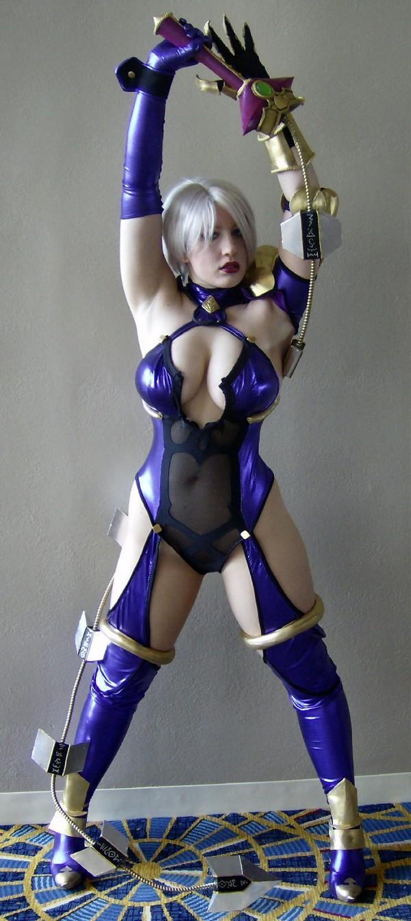 Elven girl in tight armor porn naked clip