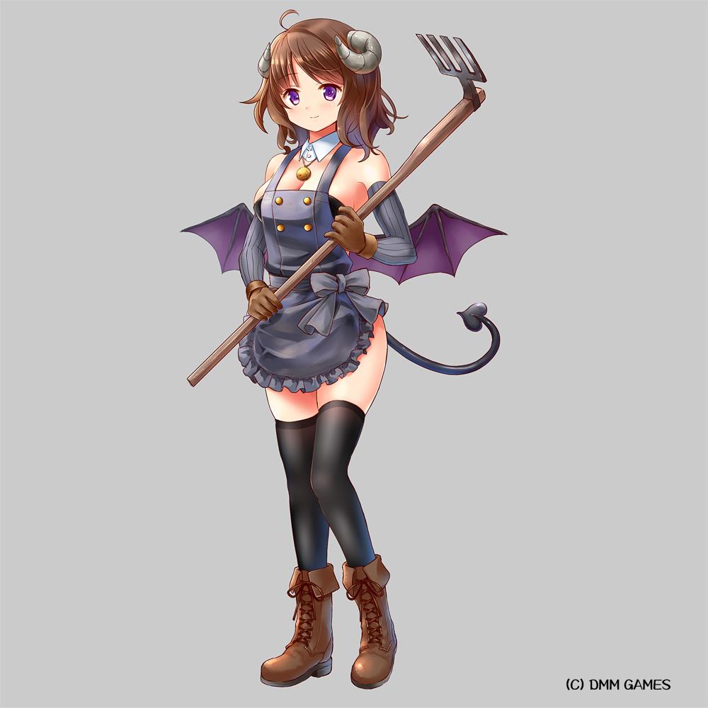 Safebooru - 2girls agumon (black) angel angel and devil