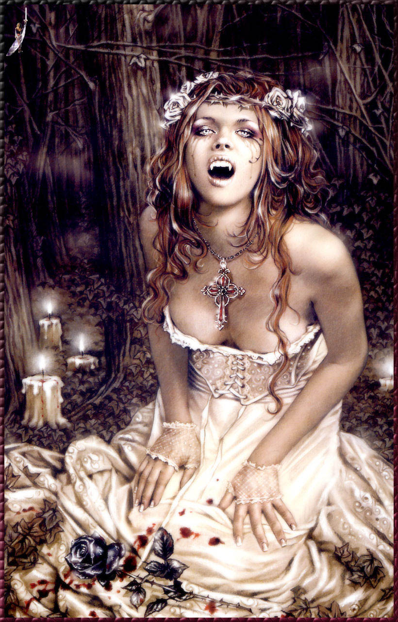 Vampire girl pic adult image
