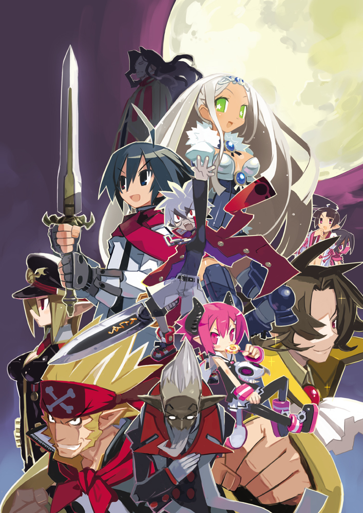 red moon disgaea - photo #49