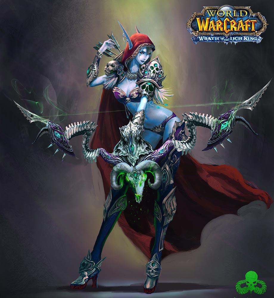 Warcraft 3 sylvanas skin erotic download