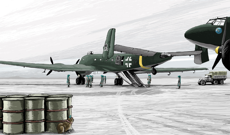 safebooru capybara drum container fw 200 hatsune miku junkers ju 290 luftwaffe military. Black Bedroom Furniture Sets. Home Design Ideas