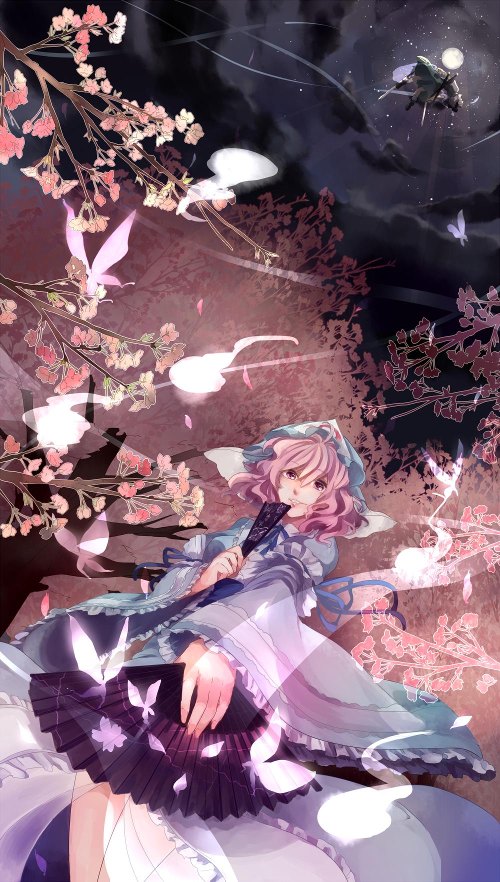 youmu night petals - photo #16