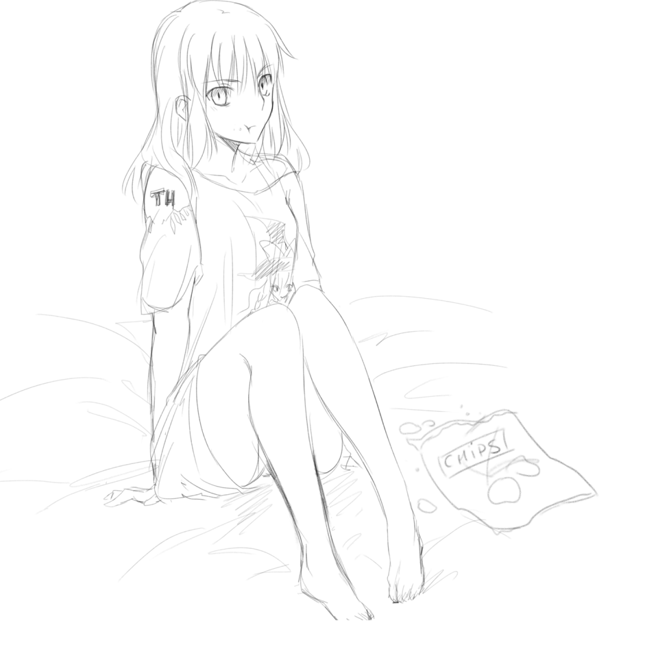 :t Bare Legs Barefoot Bottomless Fate/stay