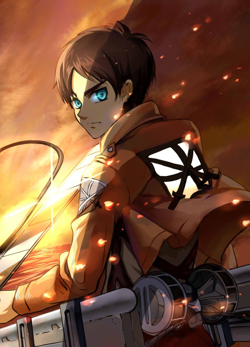 Attack On Titan Isnt Eren Jaegers Voice Actors Most