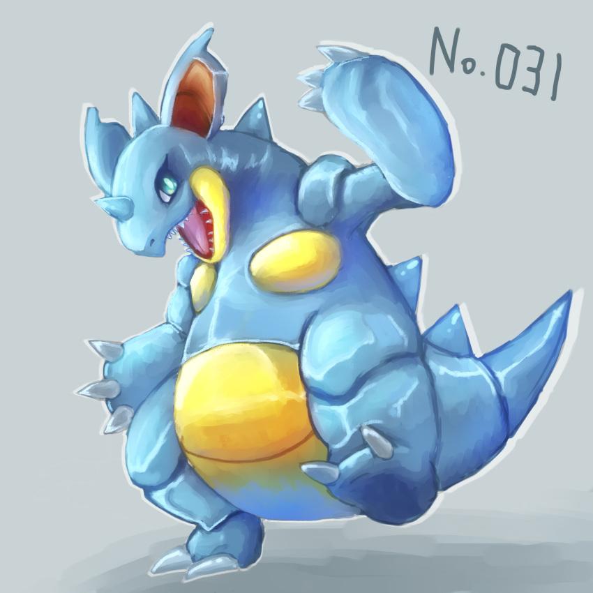 pokemon nidoqueen wiki - 850×850