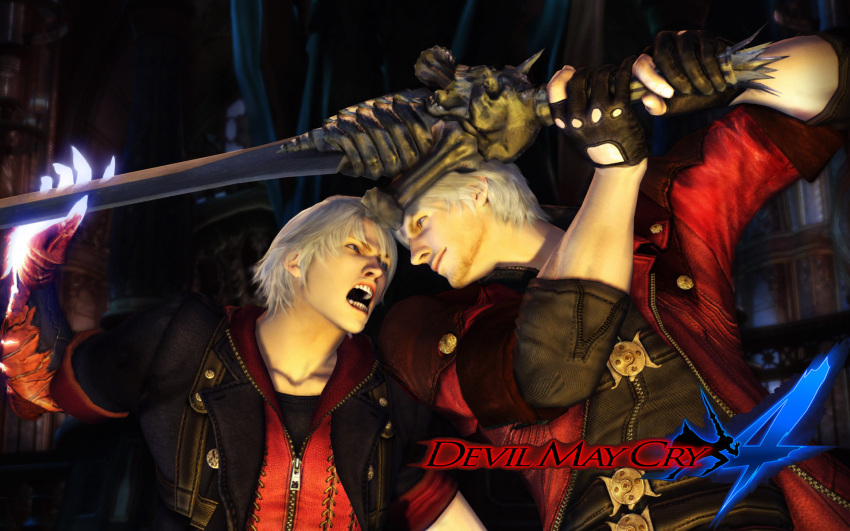 Devil May Cry 4 - четвёртая игра в серии Devil May Cry.По жан