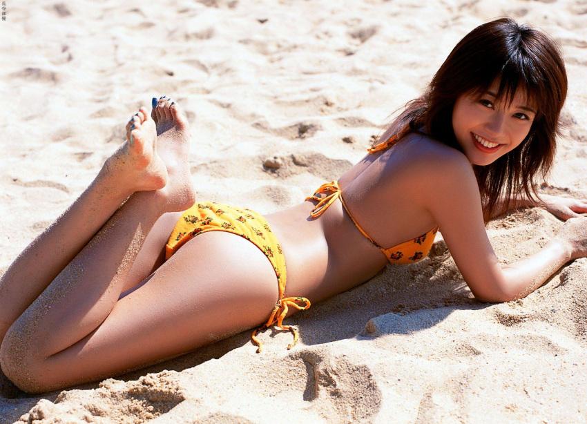 фото японочек в бикини