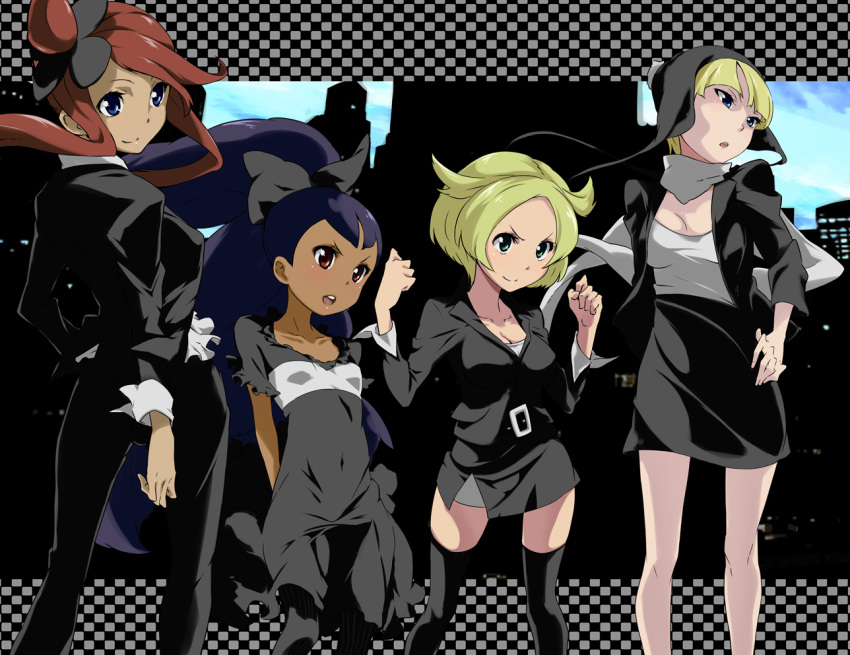 Images For Pokemon X And Y Unlocking Female Hairstyles