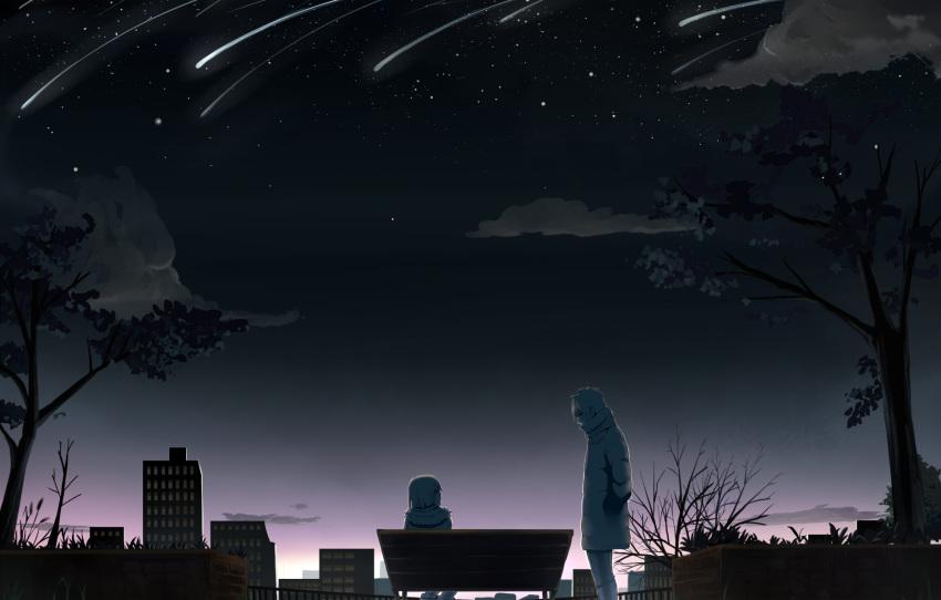 Зажигают в небе высоко - звезды зажигают звезды над