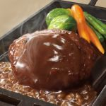 beans carrot food hamburger_steak jiji_(kbj0225) making_of no_humans original photorealistic rating:Safe score:0 user:danbooru