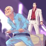 belt cart formal kiryu_kazuma kiryuu_kazuma lowres multiple_boys old_man ryu_ga_gotoku ryuu_ga_gotoku suit zen rating:Safe score:0 user:Gelbooru