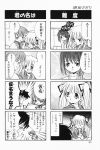 4koma aizawa_yuuichi amano_mishio comic highres kanon minase_akiko monochrome sawatari_makoto translated rating:Safe score:0 user:Ink20