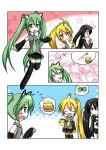animal_ears black_rock_shooter black_rock_shooter_(character) cat_ears catstudio_(artist) comic hatsune_miku left-to-right_manga silent_comic thighhighs twintails vocaloid rating:Safe score:0 user:Gelbooru