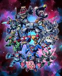 absurdres arm_cannon astroganger astroganger_(robot) character_request clenched_hands crossbone_gundam crossbone_gundam_ghost crossover dai-sword energy_sword fighting_stance ganbare_goemon gousei_ken_dai_sword gun gundam highres impact kirby kirby's_dream_land kirby:_planet_robobot kirby_(series) leopardon mecha metal_gear_(series) metal_gear_rex metal_gear_solid metroid multiple_crossover open_mouth optimus_prime phantom_gundam power_armor power_pro_kun_pocket rariatto_(ganguri) robobot_armor samus_aran space spider-man spider-man_(touei) super_robot super_robot_wars sword tetsujin_28 tetsujin_28-gou transformers transformers_cybertron voltron:_legendary_defender voltron_(mecha) weapon rating:Safe score:1 user:danbooru