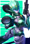 1girl ass autobot blue_eyes from_above green_lips gun highres holding holding_gun holding_weapon looking_back looking_up mecha moonracer oberon826 open_hand shadow transformers weapon rating:Safe score:0 user:danbooru
