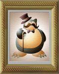 artist_request bow_tie cane clothed_pokemon facial_hair frame hat monocle mustache no_humans picture_frame pokemon pokemon_(creature) portrait snorlax top_hat rating:Safe score:2 user:danbooru