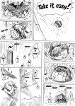 comic dos_(artist) hakurei_reimu hard_translated monochrome rain touhou translated yukkuri_shiteitte_ne rating:Safe score:1 user:danbooru