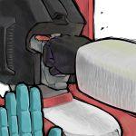 bruise crush fist injury male megatron punching rkp robot starscream transformers rating:Safe score:4 user:danbooru