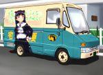 gokou_ruri itasha motor_vehicle ore_no_imouto_ga_konna_ni_kawaii_wake_ga_nai pun toyota vehicle yamato_transport rating:Safe score:0 user:danbooru