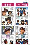 4koma aizawa_yuuichi comic highres kanon kawasumi_mai kitagawa_jun kurata_sayuri minase_nayuki misaka_kaori misaka_shiori niiyama_takashi translated rating:Safe score:0 user:danbooru