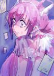 1girl cure_happy hoshizora_miyuki long_hair magical_girl precure purple_hair smile_precure! tima