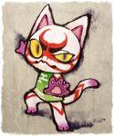 3: cat doubutsu_no_mori kabukichi_(doubutsu_no_mori) posing