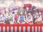 tagme the_last_supper touhou wallpaper