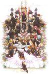 6+boys 6+girls angel_beats! everyone formal fujimaki_(angel_beats!) funeral highres hinata_(angel_beats!) hisako_(angel_beats!) igarashi_(angel_beats!) irie_(angel_beats!) iwasawa kono_sanorou matsushita multiple_boys multiple_girls naoi_ayato noda_(angel_beats!) ooyama_(angel_beats!) otonashi_(angel_beats!) pant_suit sekine shiina_(angel_beats!) skirt_suit suit takamatsu takeyama_(angel_beats!) tenshi_(angel_beats!) tk_(angel_beats!) wings yui_(angel_beats!) yuri_(angel_beats!) yusa_(angel_beats!)