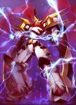 dairaioh highres lightning mecha suika01 super_robot_wars the_3rd_super_robot_wars_alpha