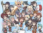 >_< :3 =_= @_@ admiral_(kantai_collection) ahoge akagi_(kantai_collection) anger_vein aqua_hair atago_(kantai_collection) bass_drum bassoon black_hair blonde_hair blue_eyes blue_hair blush_stickers braid braided_hair brown_eyes brown_hair cat cello character_request clarinet closed_eyes cymbals detached_sleeves double_bass elbow_gloves eyepatch flute fubuki_(kantai_collection) fusou_(kantai_collection) gloves glowing glowing_eyes green_eyes grey_hair haguro_(kantai_collection) hair_ornament hair_ribbon hairband hairclip harp hat headgear heart i-58_(kantai_collection) ikazuchi_(kantai_collection) inazuma_(kantai_collection) instrument ise_(kantai_collection) japanese_clothes kaga_(kantai_collection) kantai_collection kawamura_kazuma kitakami_(kantai_collection) kongou_(kantai_collection) machinery microphone midriff mogami_(kantai_collection) naka_(kantai_collection) naval_uniform navel oboe orange_hair orchestra pale_skin panties pantyhose personification ponytail rensouhou-chan ribbon ringed_eyes sailor_dress shimakaze_(kantai_collection) shinkaisei-kan shoukaku_(kantai_collection) siblings silver_hair singing sisters sitting snare_drum sparkle stuffed_animal stuffed_bunny stuffed_toy sweatdrop ta-class_(kantai_collection) tenryuu_(kantai_collection) thigh-highs timpani torpedo triangle_(instrument) trombone trumpet tuba turret twintails underwear violin white_hair wristband yellow_eyes yuubari_(kantai_collection) zuikaku_(kantai_collection)