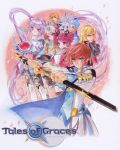 asbel_lhant cheria_barnes hubert_ozwell inomata_mutsumi malik_caesars official_art pascal richard_(tales_of_graces) sophie_(tales_of_graces) tagme tales_of_(series) tales_of_graces