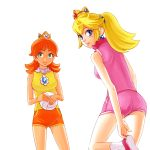 princess_daisy princess_peach tagme