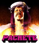 1boy crescent facial_hair hair_ribbon hat looking_at_viewer machete_(character) machete_(movie) mustache parody patchouli_knowledge patchouli_knowledge_(cosplay) purple_hair ribbon shirosato touhou tress_ribbon wig