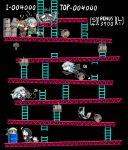 donkey_kong_(game) highres kantai_collection parody rariatto_(ganguri) tagme video_game yuubari_(kantai_collection)