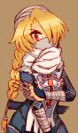androgynous blonde_hair braid long_hair needle nintendo ocarina_of_time red_eyes reverse_trap sheik sunagimo_(nagimo) the_legend_of_zelda