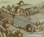 car everyone formaggio gelato ghiaccio illuso jojo_no_kimyou_na_bouken maona0813 melone morning motor_vehicle motorcycle pesci prosciutto risotto_nero sorbet truck vehicle